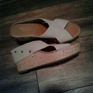 Sonoma Shoes - Sonoma women's size 9 wedges