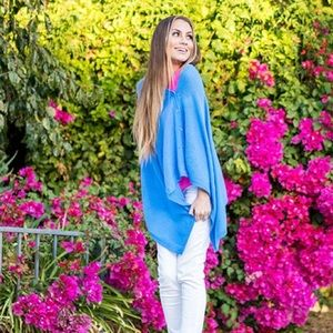 Lilly Pulitzer Other - Lilly Pulitzer Harp Cashmere Wrap