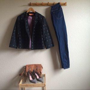 Cynthia Steffe Jackets & Blazers - Patterned Blazer