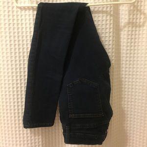 GAP Denim - Gap Legging Dark Wash Blue Jean in Medium