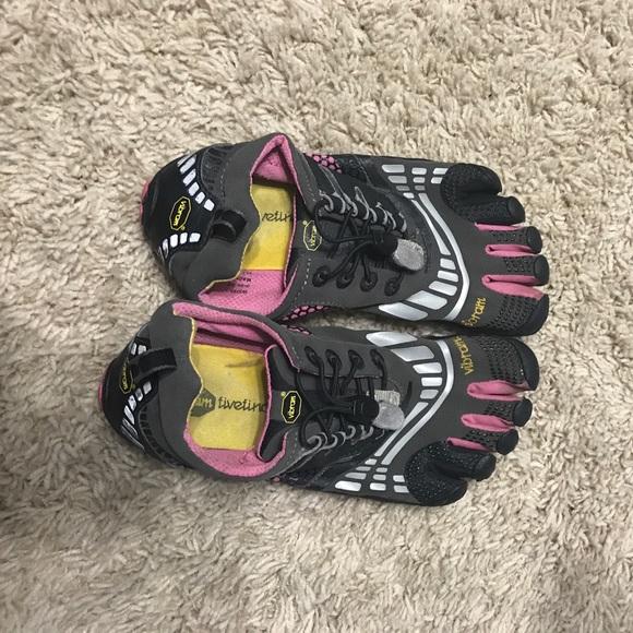 Children S Five Finger Shoes