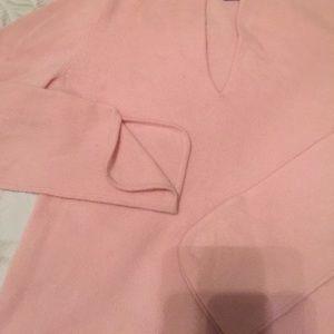 White + Warren Sweaters - Pink cashmere sweater