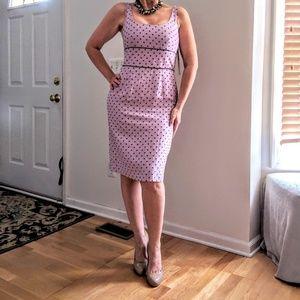 Donna Ricco Dresses & Skirts - Polka dot dress