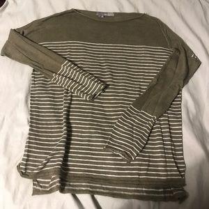 360 Sweater Sweaters - Boat Striped Sweater
