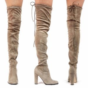 Steve Madden Shoes - • Gorgeous Suede Over The Knee Boots •