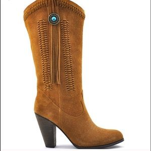 Reba Shoes - Almost new - Reba leather boots