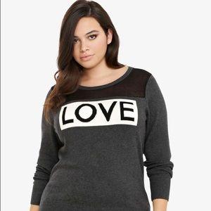 torrid Sweaters - Torrid Sweatshirt