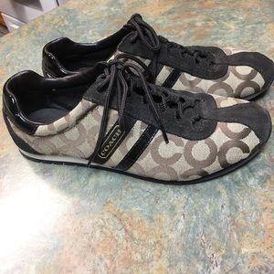 Coach Shoes - 🌹❤️Coach sneakers 🌹❤️worn 2x