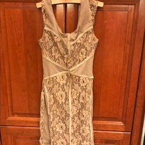ina Dresses & Skirts - Women's NEW Lace Slip Dress SZ Small