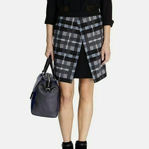 Karen Millen Dresses & Skirts - 🆕Karen Millen grey check mini skirt