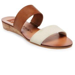 Shoes - DV slip on sandals size 7. Brand new.