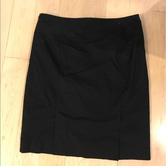 gap gap black pencil skirt size 12 from s closet