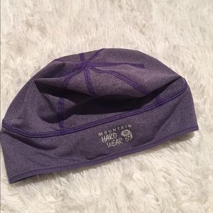 Mountain Hard Wear Accessories - Sale Mountain hard wear cap with ponytail