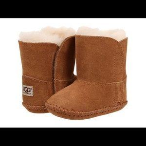 Chestnut Infant Ugg Boot