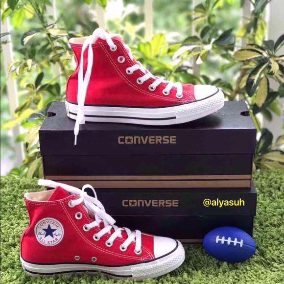 Converse All Star Red 49046450e