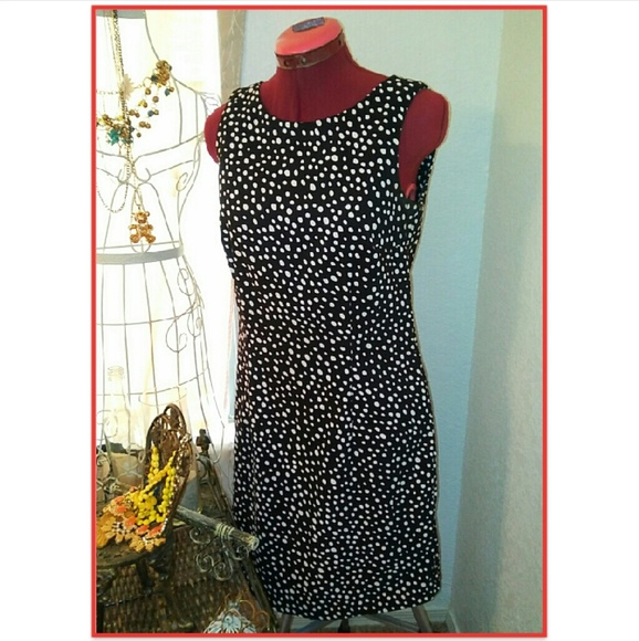 71 off ab studio dresses skirts polka dot dress by ab studio from