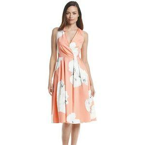Calvin Klein Dresses & Skirts - NWT CALVIN KLEIN Floral Fit & Flare Dress Gorgeous