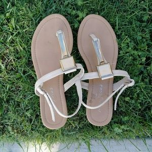 Shoes - 💋Nude Sandals