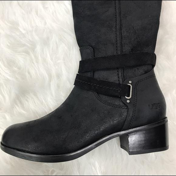 f1adcb33bba Ugg Darcie Boot Black