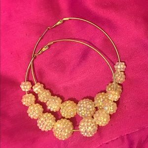 Claire's Jewelry - Gold Hoops