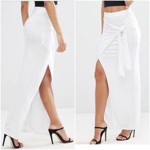 🎉2XHP🎉Asos Maxi Skirt Size 6