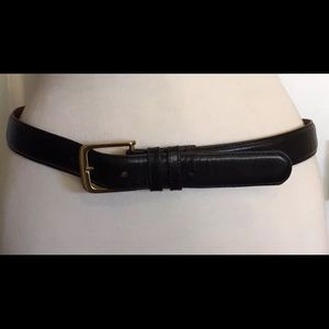 Coach Other - Black Coach Belt Size 34 Inches