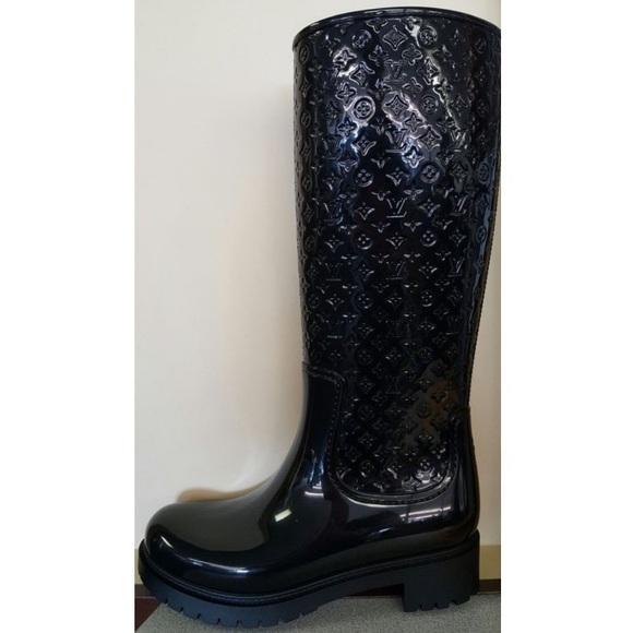 405e7e00432 Louis Vuitton Boots Poshmark