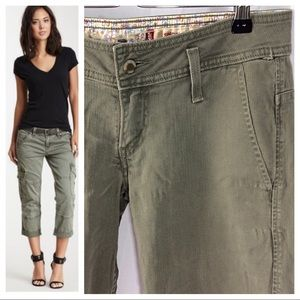 Levi's Special Edition Low Slouch Capri