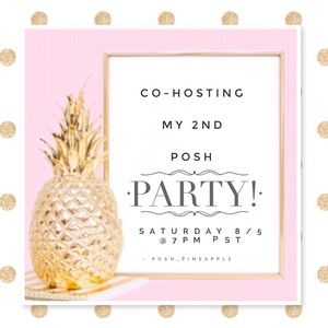 Anthropologie Other - LET'S PARTY!!! 🎉