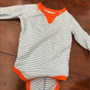 Circo Other - Striped baby onesie