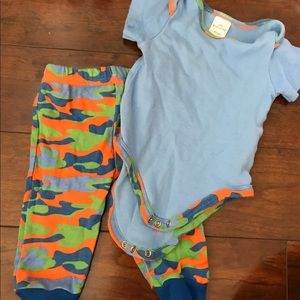 Other - Matching set baby outfit