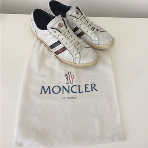 Moncler Other - MONCLER SNEAKERS SIZE 44