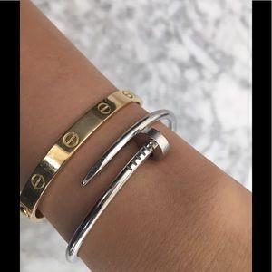 Cartier Jewelry Authentic Juste Un Clou Bracelet Poshmark