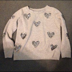 Pinc Premium Other - Pinc premium sequin sweatshirt