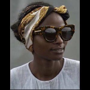 Karen Walker Accessories - Karen Walker Faithful Cat eye Sunglasses