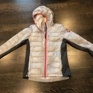 Canada Goose Jackets & Blazers - Canada Goose Hybridge Light Hoodie size large