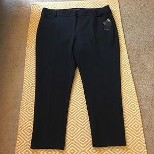 Eloquii Pants - NWT! Eloquii Neoprene Kady Fit Pants - Black, 22