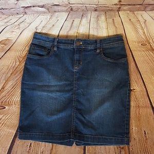 Bass Dresses & Skirts - Bass denim skirt