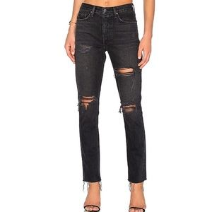 ISO!! High rise karolina jeans by grlfrnd size 24