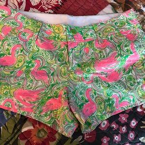 Lilly Pulitzer Walsh Shorts - Size 8