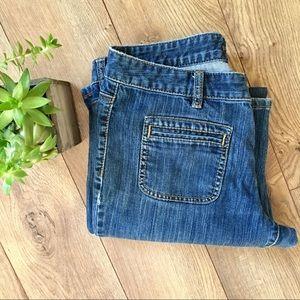 Michael Kors Denim - MICHAEL KORS Wide Leg Jeans - size 10