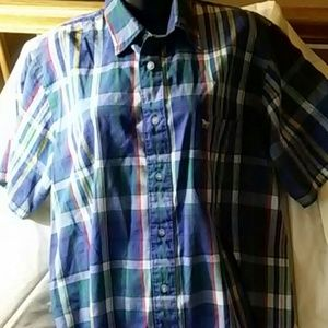 The men's store at Sears short sleeve shirt.