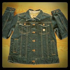 Carhartt Jackets & Blazers - Jean Jacket w/ Removable Hood