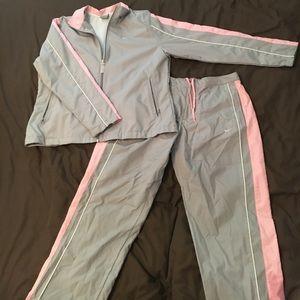 Nike women's track suit M/L