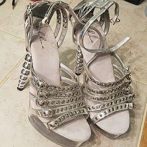 👠💄Ellie sz 8  Heels