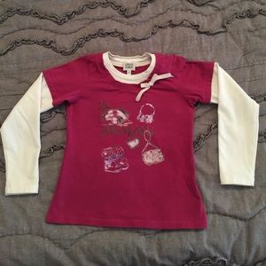 Armani Junior Other - Girls ARMANI JUNIOR, long sleeve top Sz 6