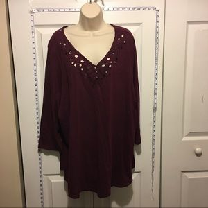 Tops - 30% Off Bundles Maroon Top
