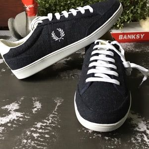Fred Perry Other - Fred Perry Hopman Sneakers