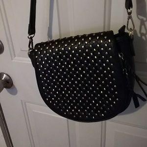 Antik Kraft Handbags - NWOT Black Cross Body Purse