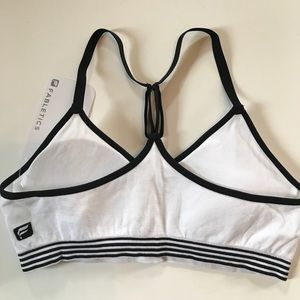 010b4724e65 Fabletics Intimates   Sleepwear - Fabletics white Juneau Bra medium 8 NWT